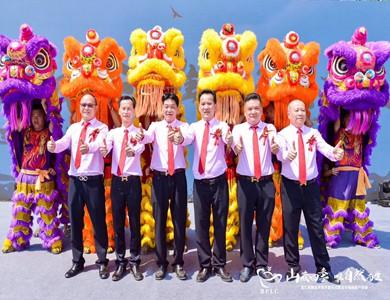 苏州传统文化舞狮